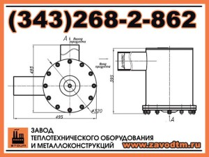 Фильтр ФСЖ 80-80-1