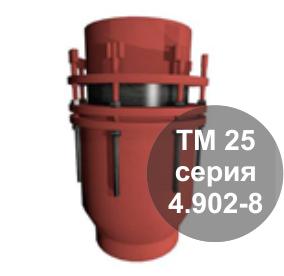 Сальниковый компенсатор ТМ25